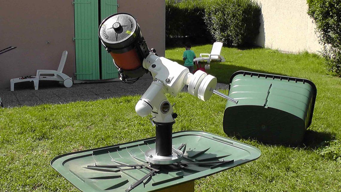 Tout savoir sur la monture de télescope
